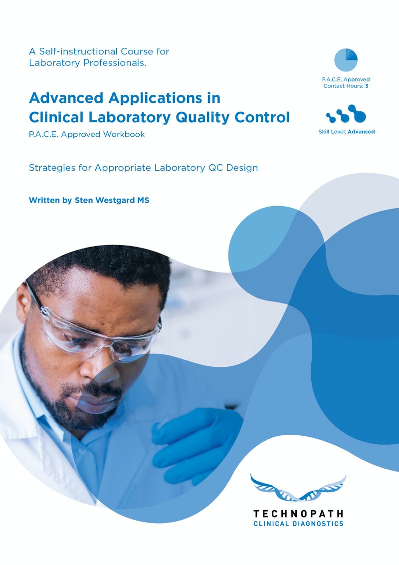 Advanced Applications in Clinical Laboratory Control