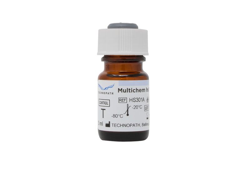 Multichem hsTn third-party QC for high sensitive Troponin assays.