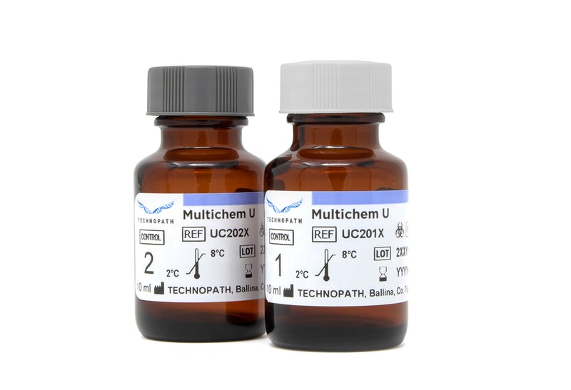 Multichem U 10mL vial