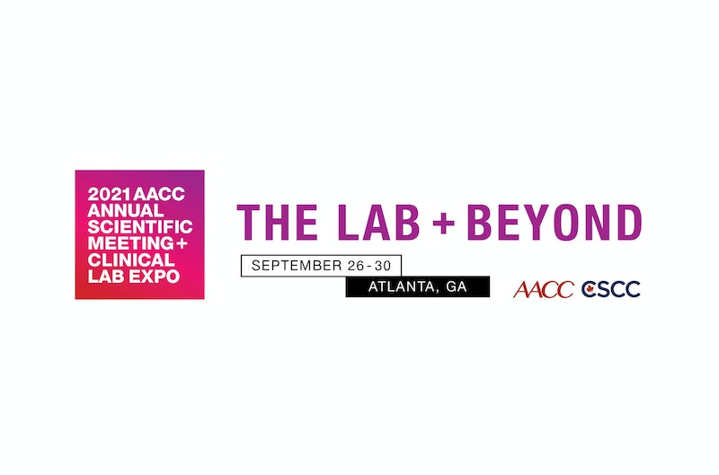 AACC Annual Scientific Meeting & Clinical Lab Expo 2021