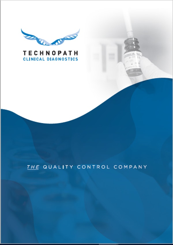 Technopath Clinical Diagnostics Corporate Brochure