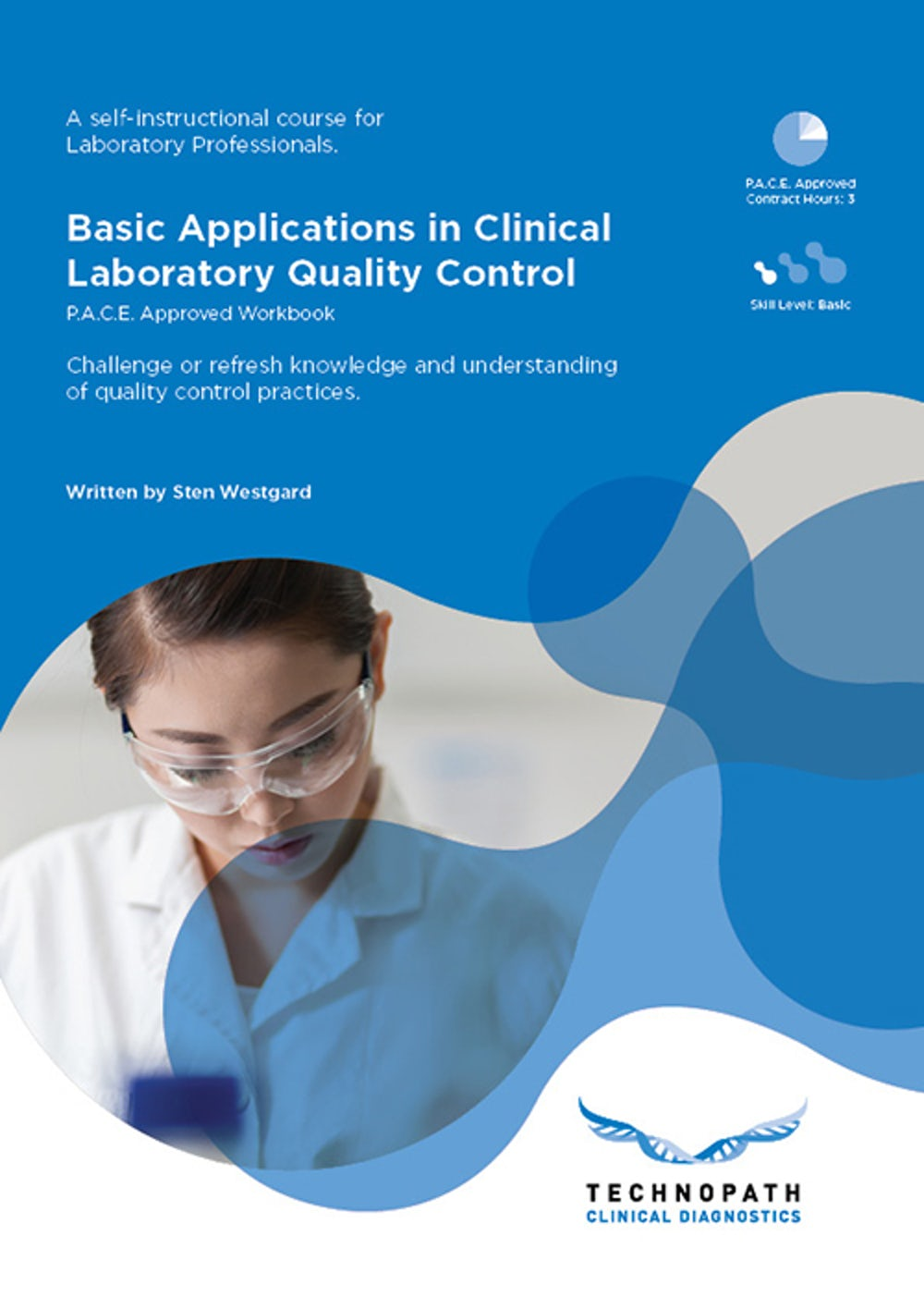 Cover of Technopath's self-instructional  QC Workbook