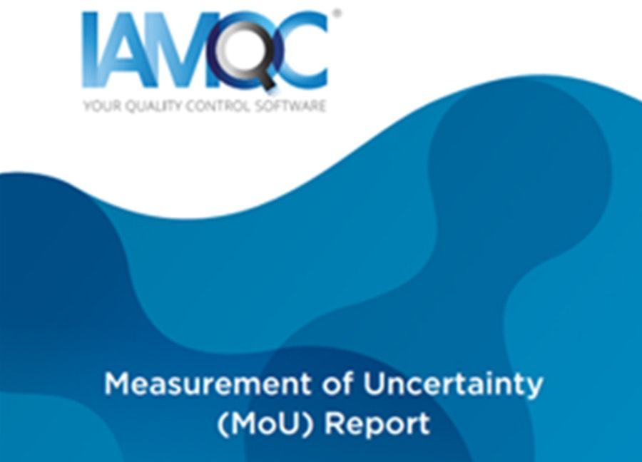 Measurement of Uncertainty Reports