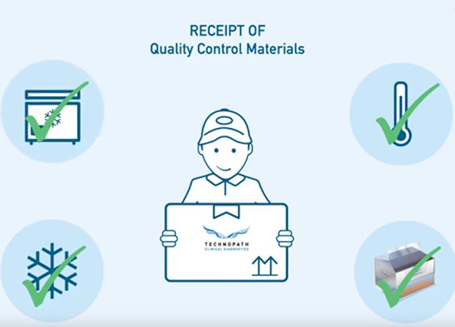 Guide to Handling and Receipt of Quality Controls