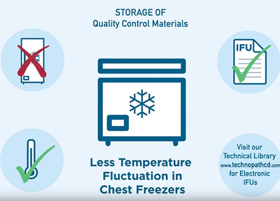 Guide to Storing Quality Controls