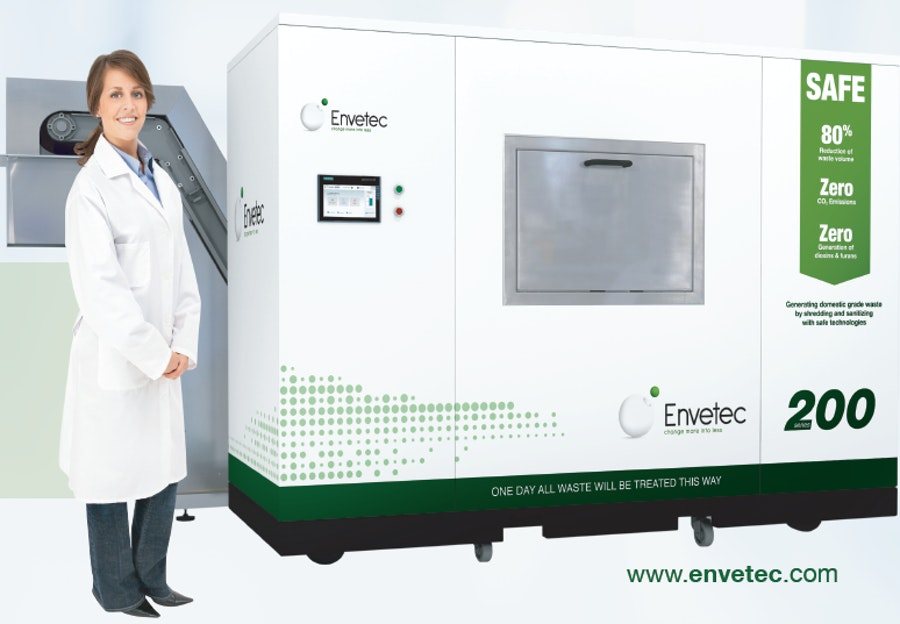 Envetec 200 Series short brochure