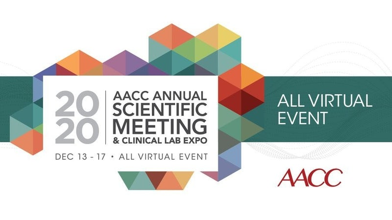 AACC Annual Scientific Meeting & Clinical Lab Expo 2020